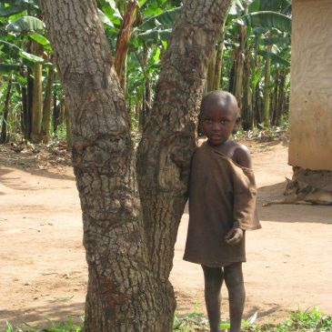 Experiencing the Poor Circumstances in the Village of Mbaba