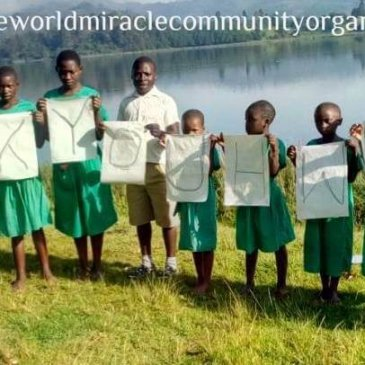 Great News From NiCA: Canoe Donated to Bwama Primary School!