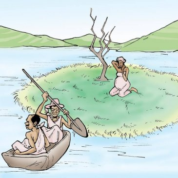 Punishment Island in Lake Bunyonyi: A Place Where Unmarried Pregnant Girls Were Left To Die.