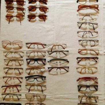 Stuur ons uw tweedehands (kinder)bril.