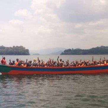 Breaking News: First Motorboat to Provide Pupils of Bwama Primary School Safe Transport Realized!