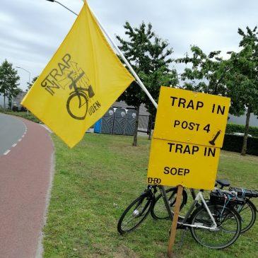 Een groot dankjewel aan Trap-In Uden voor alweer een geweldige bijdrage!