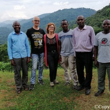 Visiting Conservation Through Public Health (CTPH) in Bwindi Impenetrable National Park