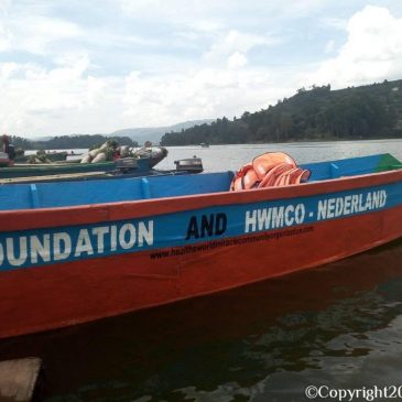Two Lives Saved at Lake Bunyonyi Thanks to Quick Intervention With Our Motorboat.