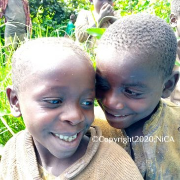 Although the Batwa are Experiencing Additional Problems During the Current Rainy Season, They are also Finding Mother Nature on Their Side…