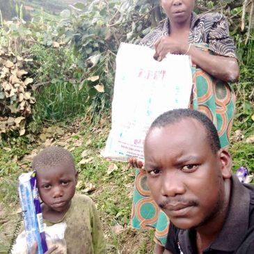 Veertien maanden honger eist zijn tol: de Batwa groepen zijn uitgeput en ten einde raad