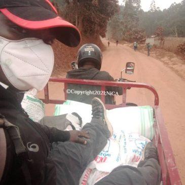 Hoe we de armste mensen aan Lake Bunyonyi tijdens de tweede lockdown ondersteunen